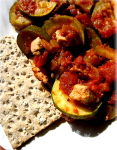 Chicken Zucchini Bake Hcg Recipe