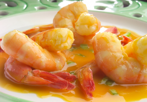 Citrus Shrimp Hcg Recipe
