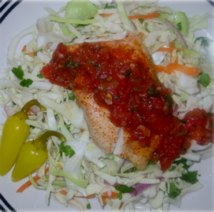 Fish Taco Salad Hcg Recipe