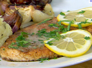 Grilled Chicken Piccata Hcg Recipe
