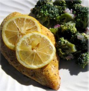 Lite Lemon Chicken Hcg Recipe