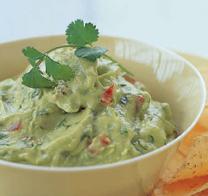 Asparagus Guacamole Hcg Recipe