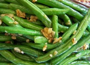 Green Bean Toss Hcg Recipe