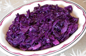 Sweet And Sour Red Cabbage Hcg Recipe