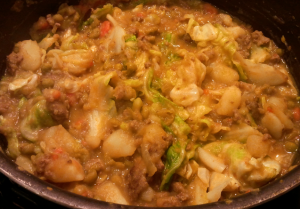 Beef And Cabbage Stew Hcg Recipe