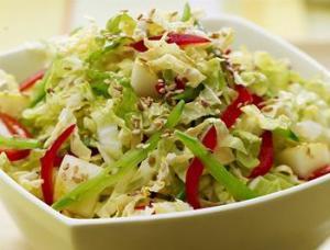 Crunchy Slaw Hcg Recipe