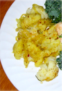 hcg-recipes-curried-cauliflower