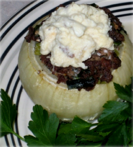 Stuffed Sweet Onion Hcg Recipe