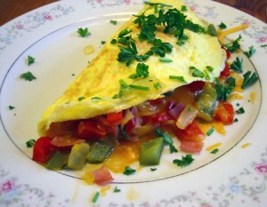 How to Make an Healthy Omelet the Giterdonedave Way